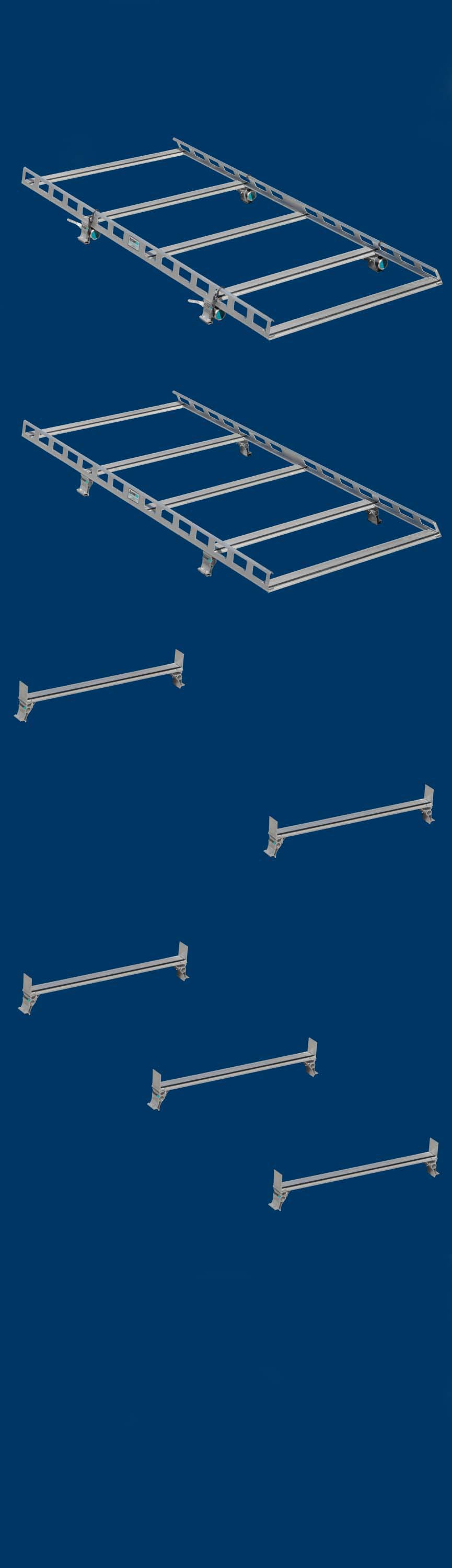 Van Ladder Racks - Overview